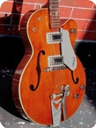 Gretsch-6113 Tennessean-1961-Faded Burgandy Finish