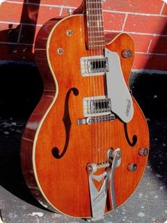 Gretsch 6113 Tennessean 1961 Faded Burgandy Finish