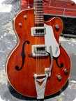 Gretsch 6113 Tennessean 1961 Faded Burgandy Finish
