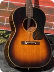 Gibson-LG-1 -1951-Dark Sunburst Finish
