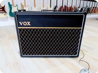 Vox AC 30 T Thirty Twin 1965 Gray Panel Combo