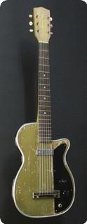 Silvertone Stratotone 1957