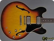 Gibson ES 335 TD 1961 Sunburst