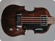 Gibson EB 1 Violin 1969 Natural