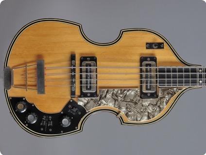 Hofner 5000/1 M 1970 Natural