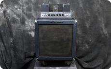 Ampeg Amps B15 NC 1965 Blue Check Tolex