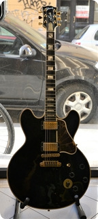 Gibson Bb King Lucille 1990 Black