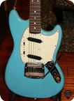 Fender-Mustang -1965-Blue