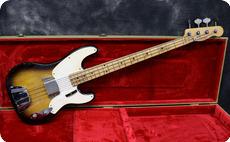 Fender Precision 1955 2 Tone Sunburst
