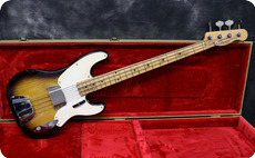 Fender Precision 1955 2 Tone Sunburst