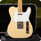 Fender Telecaster 1982 Arctic White