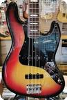 Fender Jazzbass 1977 Sunburst