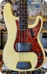 Fender Precision 1962 Refinish