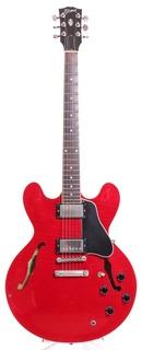 Gibson Es 335 Dot Reissue 2003 Cherry Red