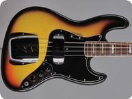 Fender-Jazz Bass-1976-3-tone Sunburst