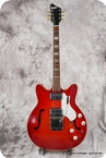Supro By Valco S667 Clermont Red