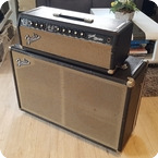Fender Bandmaster 1965 Black Tolex