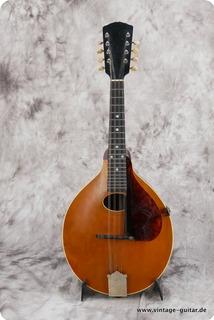 Gibson Mandolin Style A 1914 Natural