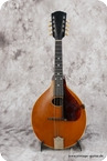 Gibson Mandolin Style A 1914 Natural