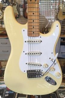 Fender Stratocaster 1987 White
