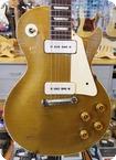 Gibson-Les Paul Goldtop-1955-Goldtop