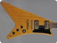 Gibson Heritage Moderne 1983 Korina Natural