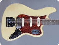 Fender-Bass VI-1963-Blond
