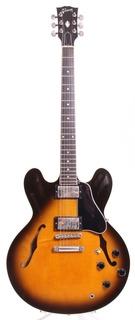 Gibson Es 335 Dot Yamano  1994 Sunburst