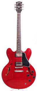 Gibson Es 335 Dot Reissue 1995 Cherry Red
