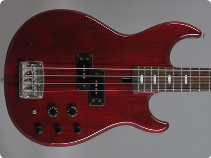 Yamaha Bb 1200 S 1982 Cherry