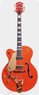 Gretsch 6120 1995 Orange