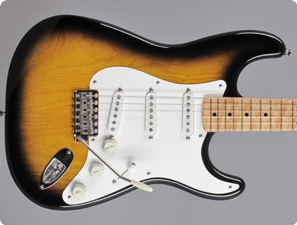 Fender Custom Shop Stratocaster ´54 Reissue 1996 2 Tone Sunburst