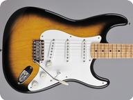 Fender Custom Shop Stratocaster 54 Reissue 1996 2 tone Sunburst