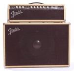 Fender Showman 12 JBL 6G14 Export 1962 Blond Oxblood