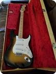 Fender-Stratocaster-1956-2 Tone Sunburst