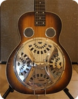 Dobro Resonator 1930 Sunburst