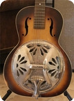 Dobro 12 Fret Resonator 1930 Sunburst