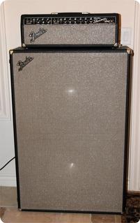 Fender Dual Showman 1967 Blackface