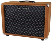 Two Rock 112 Extension Cabinet Closed Back Golden Brown Suede