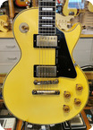 Gibson-Randy Rhodes Les Paul-2010-Yellow