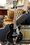 Guild Guild Starfire III Jet Black Made In The USA OHSC 2000 Black