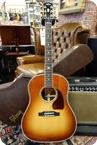 Gibson J 45 Deluxe Rosewood 2020 Rosewood Burst