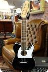 Fender Fender Fullerton Tele Ukulele Black 2020 Black