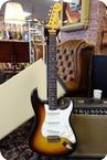 Fender Fender 1964 Stratocaster Journeyman Relic Rosewood Fingerboard 2020 Faded 3 Color Sunburst 2020 Faded 3 Color Sunburst