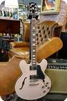 Gibson ES 335 Metallic Top Wood 2018 Rose