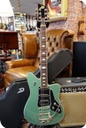 Duesenberg Duesenberg Paloma Catalina Harbor Green 2020 Red Sparkle