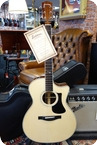 Eastman AC422CE Grand Auditorium With Cutaway Pickup 2020 Natural