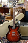 Hofner Hfner Verythin Standard 2004 Flamed Cherry Burst OHSC 2004 Flamed Cherry Burst OHSC
