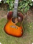 Gibson-J160-E-1954-Sunburst