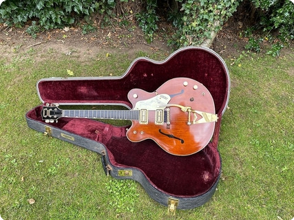 Gretsch Country Gentleman 1966 Walnut